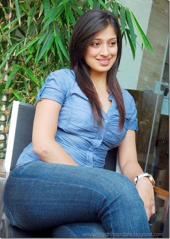 lakshmi_rai_tight_jeans_and_shirt_stills_02