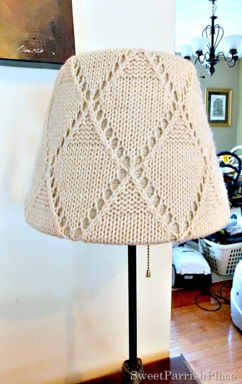 Sweater Lampshade4