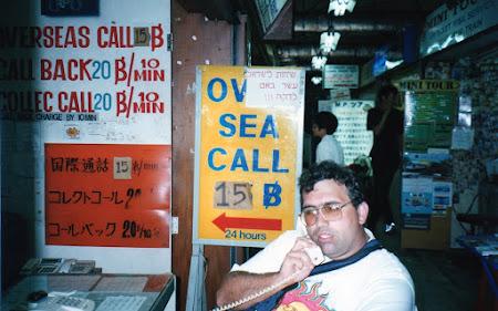 telefon Thailanda