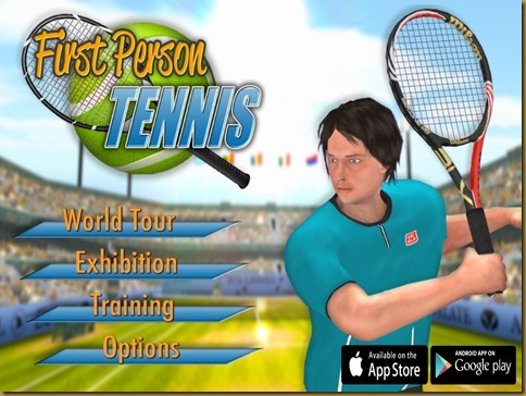 First Person Tennis World Tourタイトル
