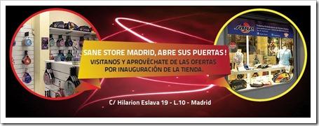 Tienda SANE STORE en Madrid: Visítala!