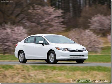 Honda Civic HF 4
