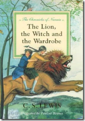 #7:  The Lion, the Witch and the Wardrobe