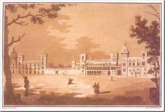 palacio del real 1807