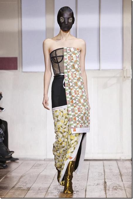 Maison Martin Margiela, Couture, Spring Summer, 2014, Paris