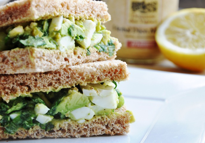 avocado egg salad sandwich 039