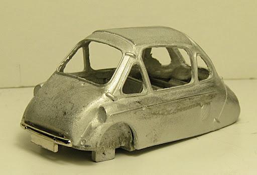 Heinkel Kabine Cruiser 1958/60