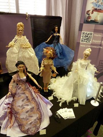 Madrid Fashion Doll Show - Sala de ventas 4