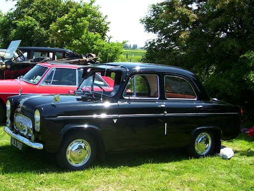 Ford 100E owned by Brian and