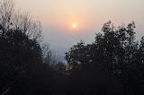 Posta de sol a Inari, el millor moment per visitar-ho Sunser at Inari, best moment of the day for a visit