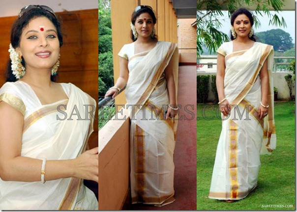 Sharbani_Mukherjee_White_Saree