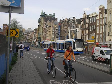 Imagini Amsterdam: Damrak