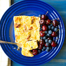 Breakfast (Gluten Free) Bread Pudding