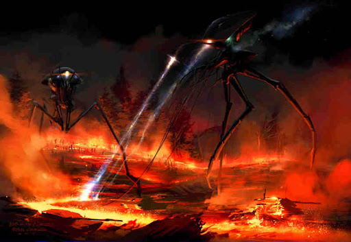 relive the horror in ryan church s war of the worlds 2005 concept