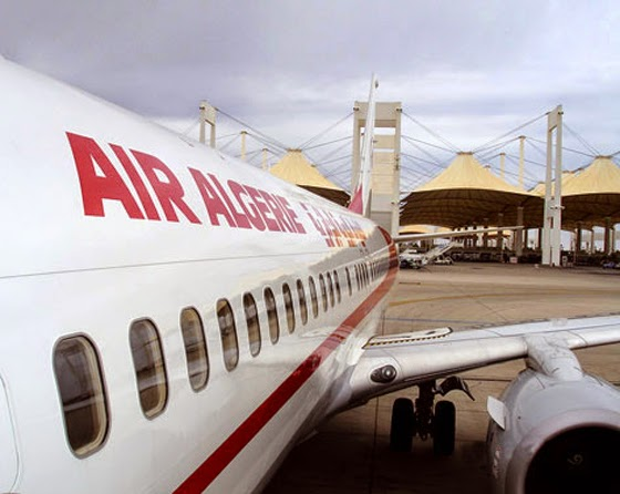 Un avion d air alg rie fait demi tour en raison d une for Air algerie reservation vol interieur