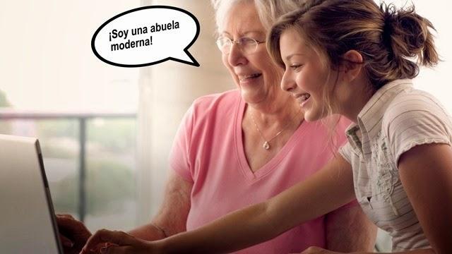 Elegir el smartphone ideal para el abuelo