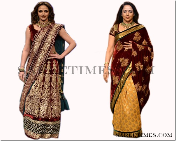 Designer_Shyamal and Bhumika_Sarees