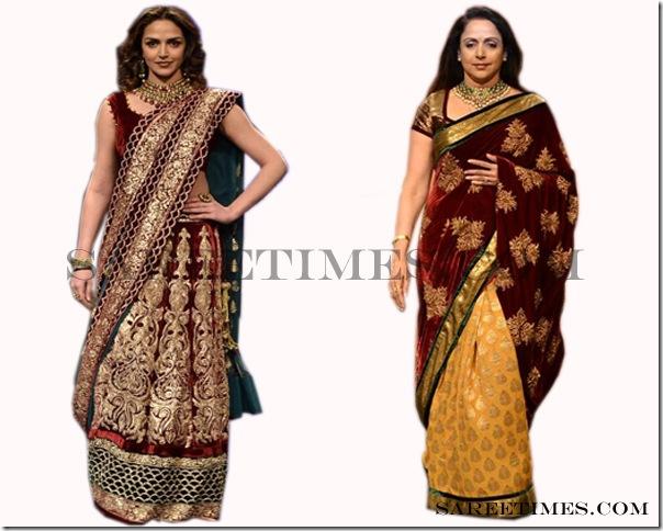 Designer_Shyamal and Bhumika_Sarees