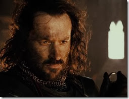 Isildur High King of Gondor seduced by evil Ring