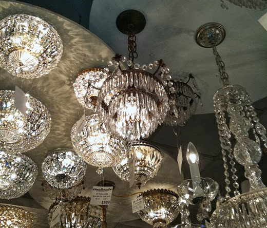 foyer- chandeliers