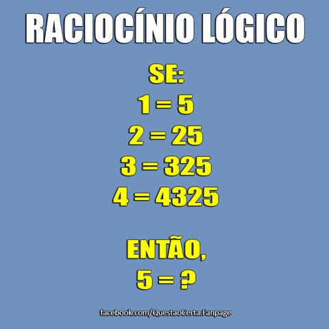 5 igual