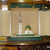 Proudly we produced this piece of art for the Institution of Al-Medina Al-Munawwra Award, which is a prestigious award in the Arab world granted to a winner chosen by an elite committee in different fields of studies. The award is a custom made model of Al Medina Mosque. Diecast from brass, it is composed of 75 pieces assembled together to make a fantastic royal award, featuring a 24K gold plated dome and accessories in addition to silver plated parts.  The award s mounted on a marble plate and personalized with a gold plated plate. It is presented in a luxury box. View the close up photos to examine the fine details and the craftsmanship level required to produce such a masterpiece. If you have special requirements, we will be glad to produce that for you. This product is not for sale, it is showcased here to give you an idea of what we can produce for you. جائزة المدينة المنورة