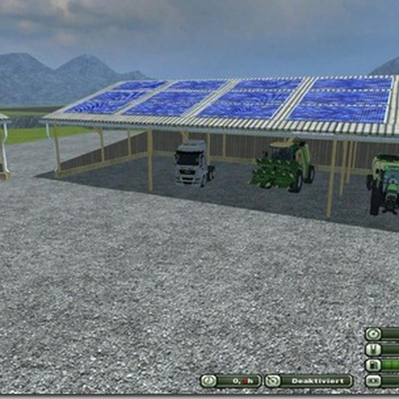Farming simulator 2013 - Pannello solare posizionabile V2