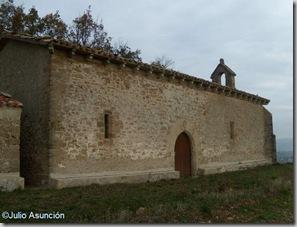 Ermita de Santa Bárbara - Abárzuza