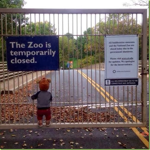 zoo closure