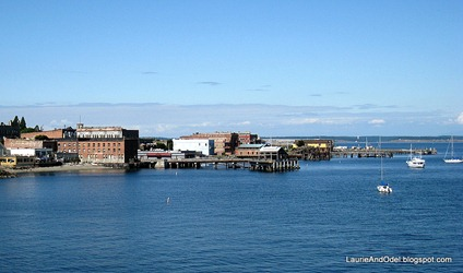Port Townsend from water