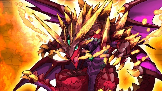 Puzzle & Dragons Z art 1