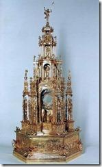 Custodia de Santiago de Compostela