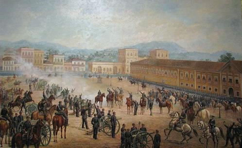 Benedito_Calixto_-_Proclamação_da_República,_1893