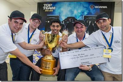 TOP TEAM 2012-2013