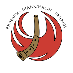 Phoenix Shakuhachi Friends Logo tiny