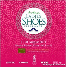 Pre-Raya-Ladies-Shoes-2011-EverydayOnSales-Warehouse-Sale-Promotion-Deal-Discount