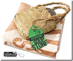 Soup stone