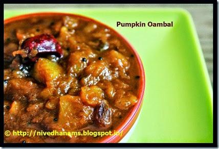 Nagaland - Pumpkin Oambal