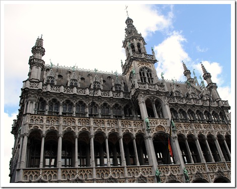 grand place october 2012