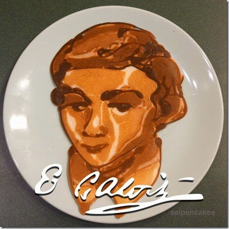 Galois pancake