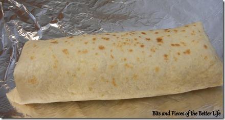 Burrito rolled