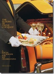 Veuve cliquot cookbook