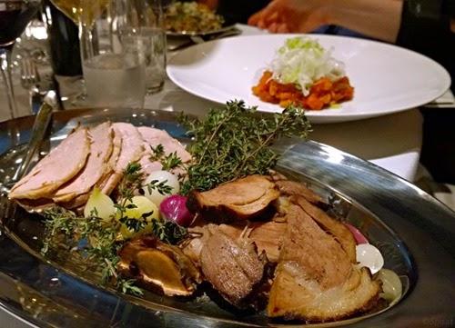 Restaurang Naturligtvis - Lycklig gris 1