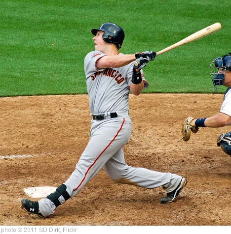 'Buster Posey' photo (c) 2011, SD Dirk - license: http://creativecommons.org/licenses/by/2.0/