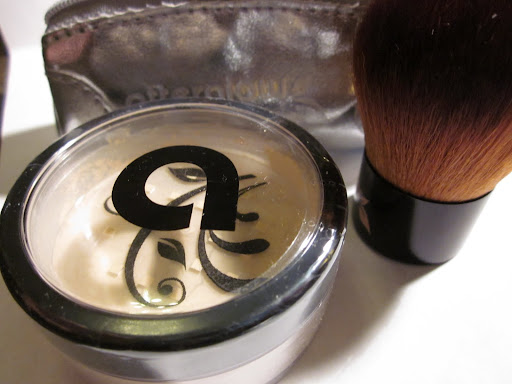Afterglo Cosmetics Organic Mineral Foundation ($32 for 10g)