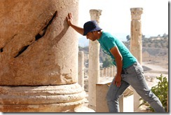 Oporrak 2011 - Jordania ,-  Jerash, 19 de Septiembre  65