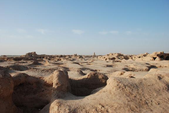 Gaochang - Ruine 2
