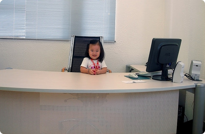Little Miss CEO