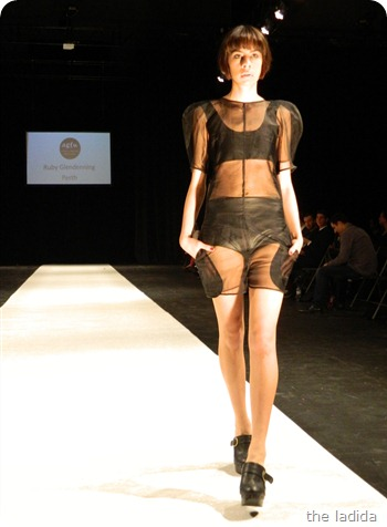 Ruby Glendinning - AGFW Fashion Show 2012 (6)
