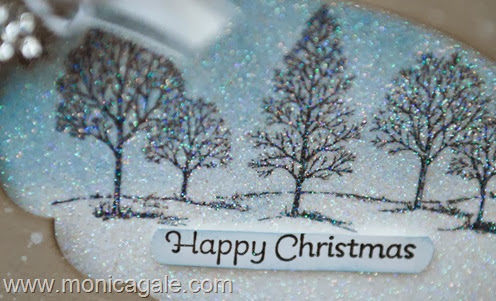 Stampin'Up!  Uk Lovely as a Tree close